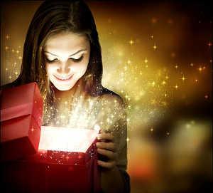 Порадуйте девушку необычным подарком