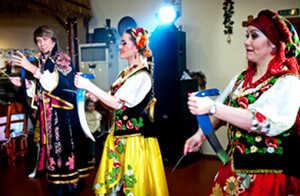 Вечеринка в стиле украинского хутора