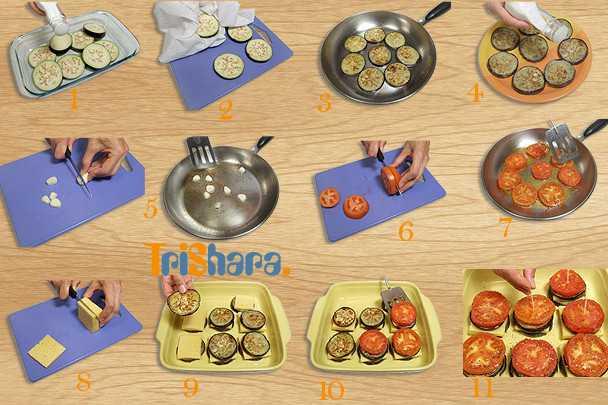 Пошаговые рецепты приготовления салатов фото