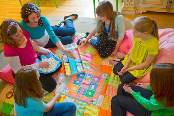 Конкурсы для девочек 10-12 лет на день рожденья