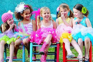 Соревнование модниц для девочек 11 лет