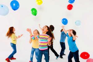Подвижные конкурсы для детей на ДР