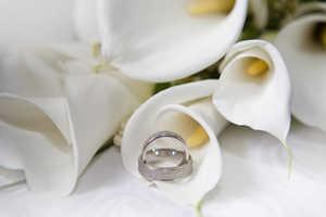 Свадебные обещания на серебряном юбилее