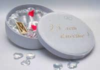 Сценарий годовщины серебряной свадьбы