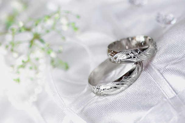 Необычный сценарий организации серебряной свадьбы