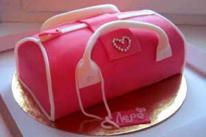 Оригинальный тортик в подарок