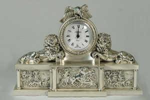Серебряные часы в подарок