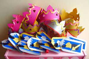 Конкурсы для сценария дня рождения девочки 5 лет