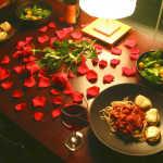 Романтический вечер на двоих