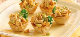 Рецепты салатов для тарталеток — вкусно и посуду мыть не надо