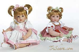 Куклы это популярный подарок для девочки