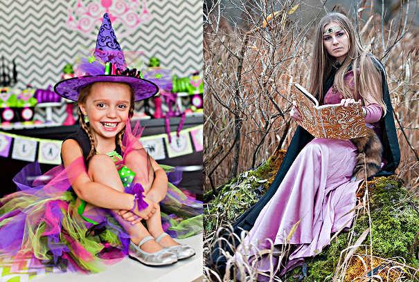 Образы феи для Хэллоуина