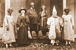 Костюмы для Хэллоуина в США