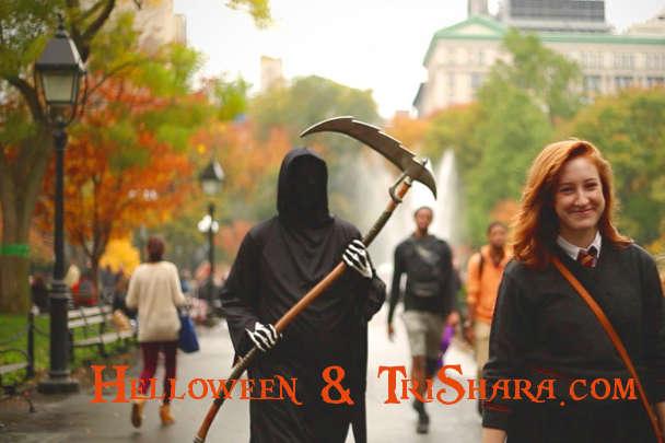 Как и когда празднуют Хэллоуин в США