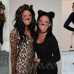Варианты костюмов для образа кошки