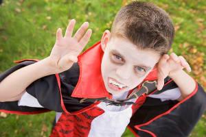 Детский костюм вампира