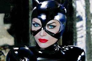 Образ кошки catwomen из фильма Бэтмен