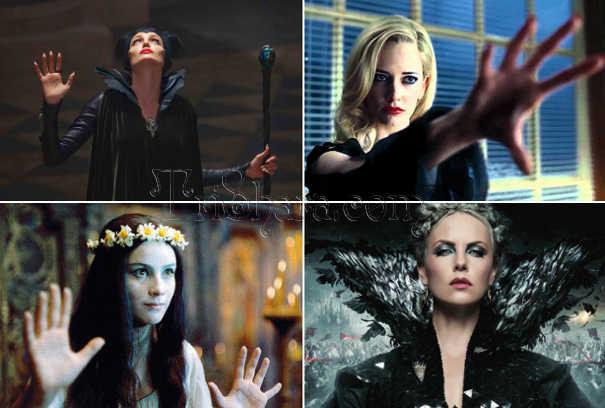 Ведьмы из кинофильмов