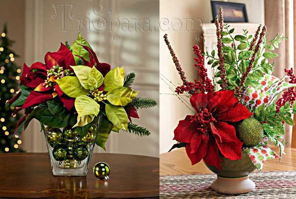 Букеты новогодние с шарами