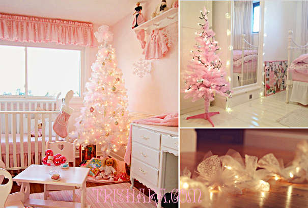 Интерьер комнаты малыша