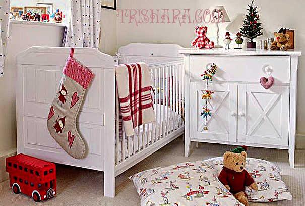 Украшение комнаты малыша