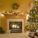 Минимализм в декорировании на Новый год