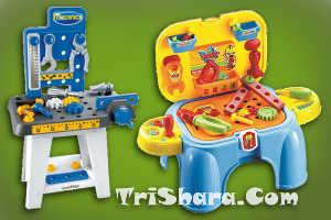 Игрушечная мастерская для мальчика