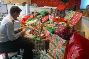 Подарки мужчинам на 23 февраля на работе