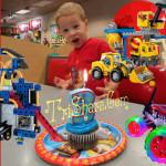 Подарки мальчикам ко дню рождения в 3 года