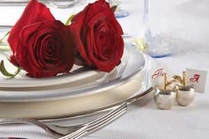 Романтический ужин вдвоём