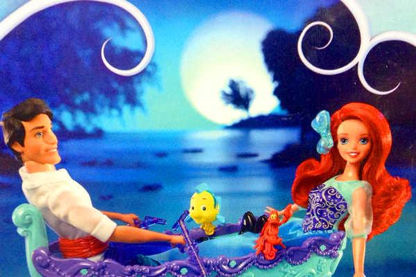 Спасение принцессы Ариэль