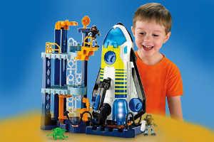 Космический конструктор Лего