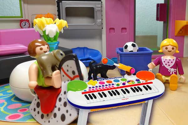 Пианино для девочки с караоке