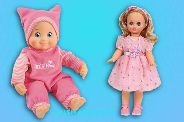 Куклы для годовалых девочек