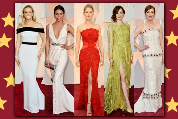 Платья для образов vip-гостей на голливудской вечеринке