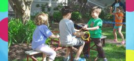 Веселые игры на улице для детей для летнего праздника под открытым небом