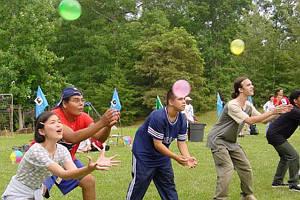 Игры с шариками