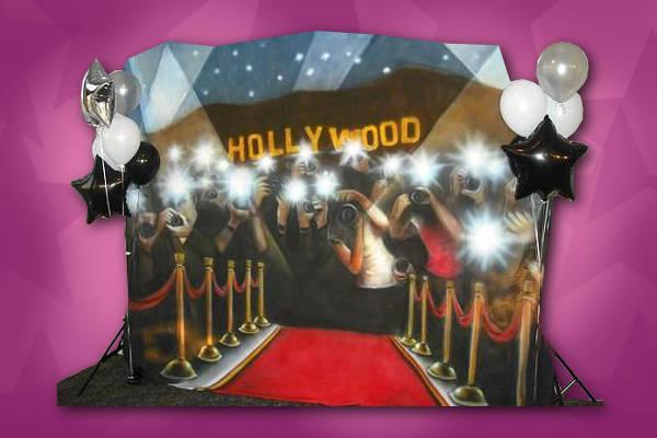 Вечеринка в стиле вручения Оскара