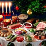 Составляем меню на Новый год Петуха