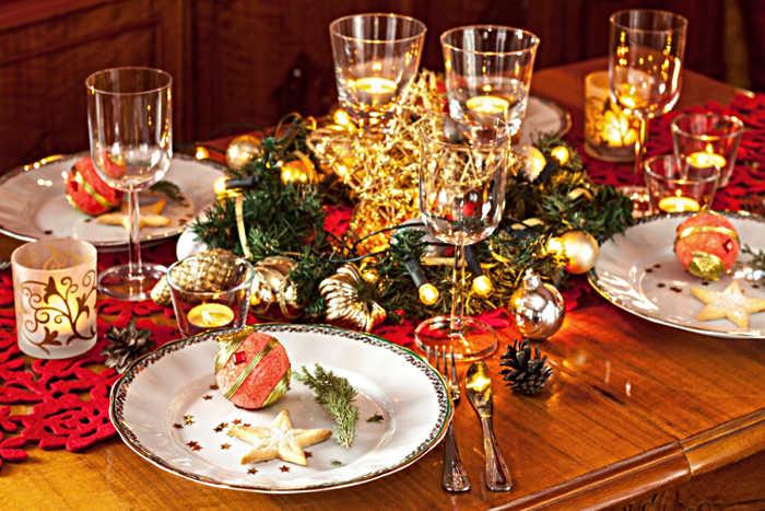 Украшения блюд на новый год 2016