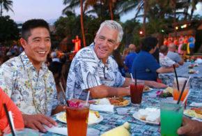33 конкурса для тематической вечеринки в гавайском стиле