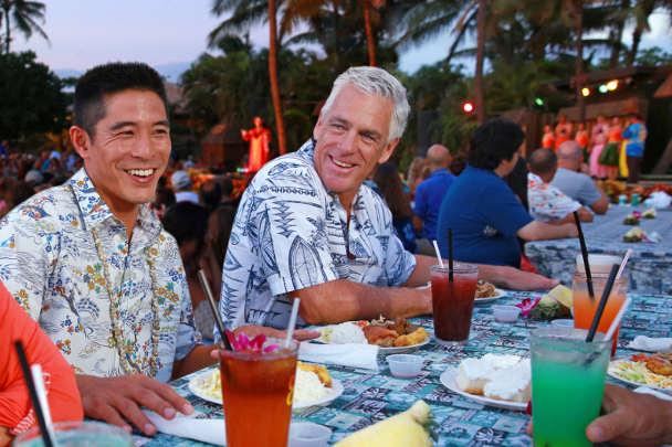 Веселые конкурсы и игры для гавайской вечеринки