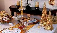 Украшение новогоднего стола