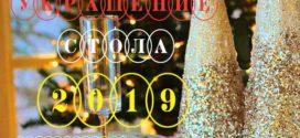 Оформление стола на Новый год 2019, учтем эстетические предпочтения Свиньи