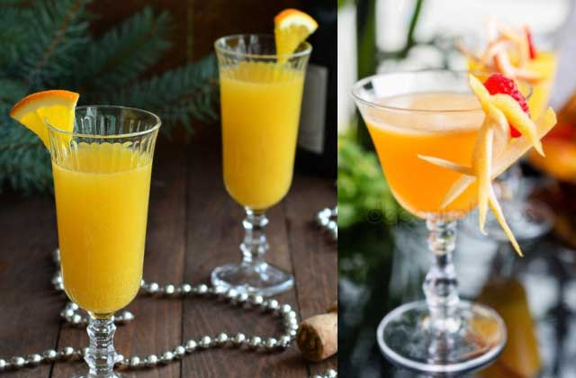 Праздничное оформление соков